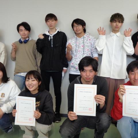 ☆ 介護福祉士国家試験合格報告 ☆